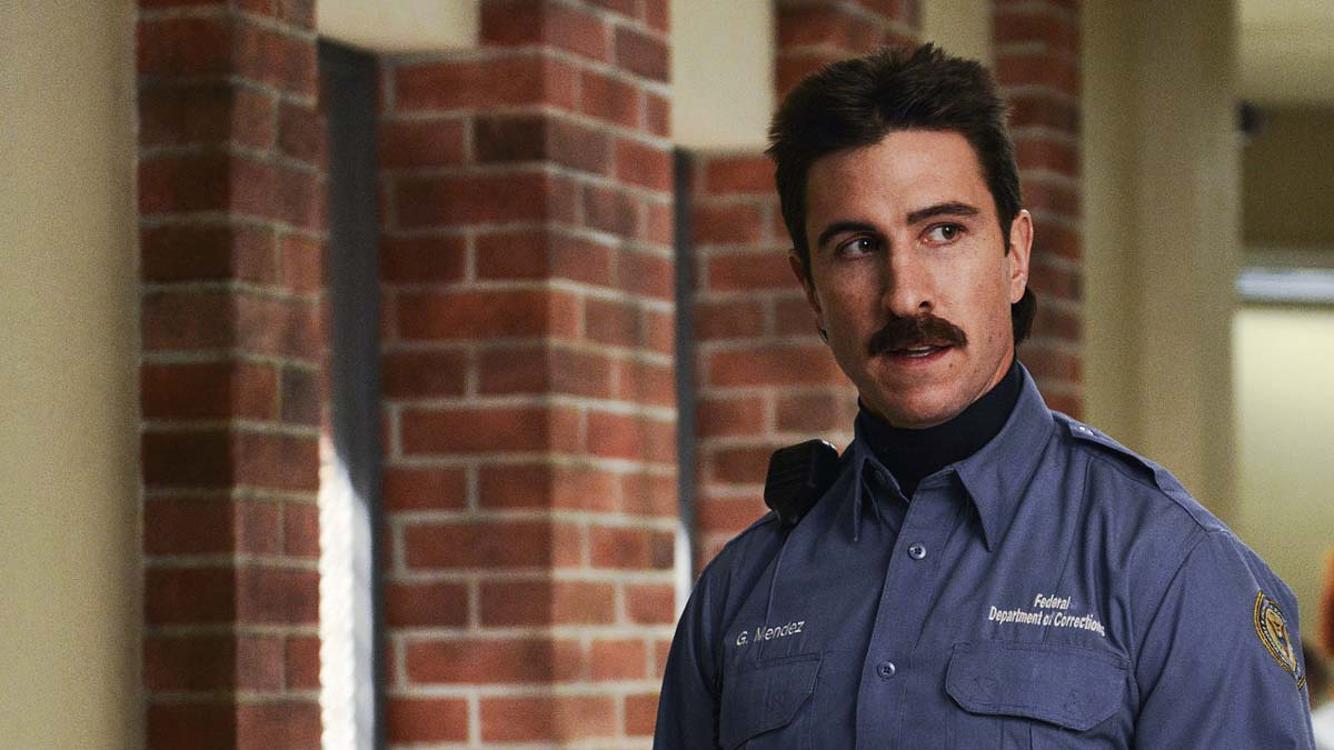 George Mendez. Pornstache, Pornobaffo, OITNB (Orange Is The New Black)
