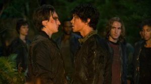 Bellamy Vs Murphy The 100 season 1