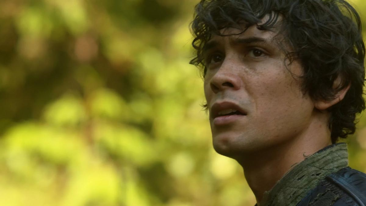 bellamy blake, the 100, people of the sky