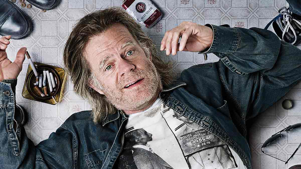 Frank Gallagher Shameless