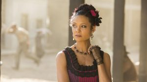 Maeve Millay in Westworld