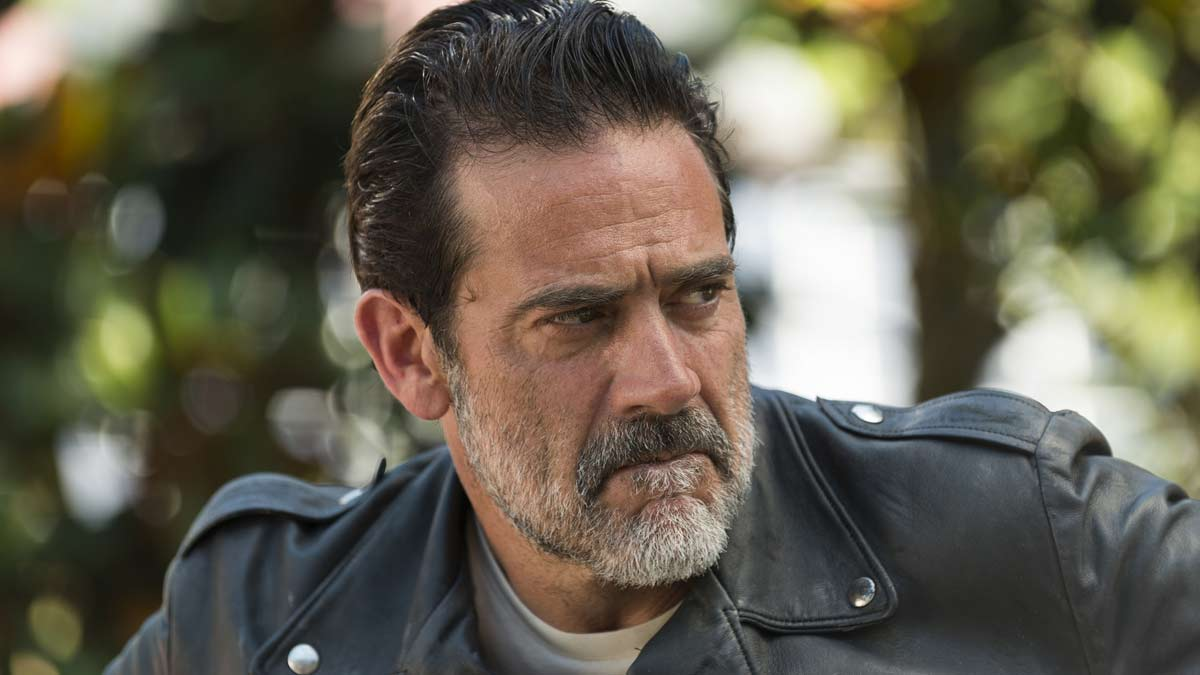 Negan, season 7 The Walking Dead, TWDs7