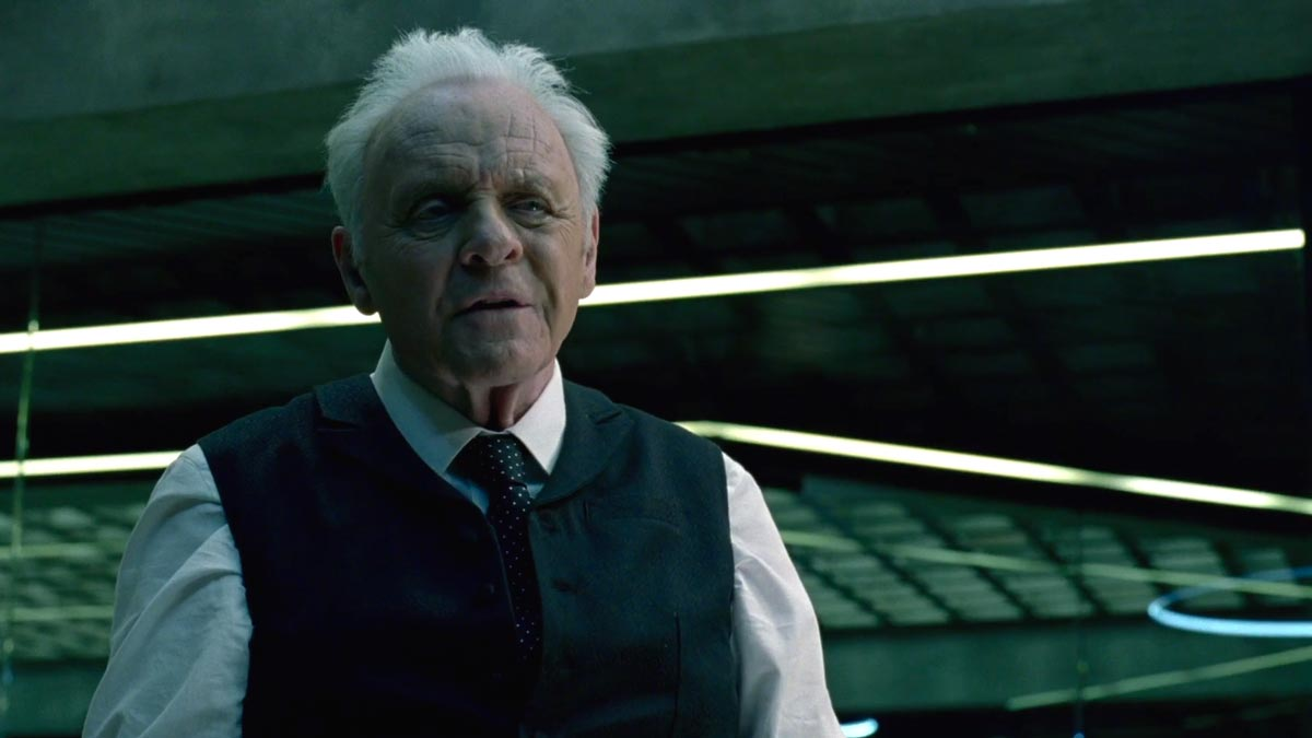 Dr. Robert Ford, Westworld season 1