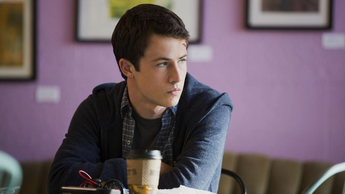 clay jensen @Monet, 13 Reasons Why Netflix 13rs Tredici