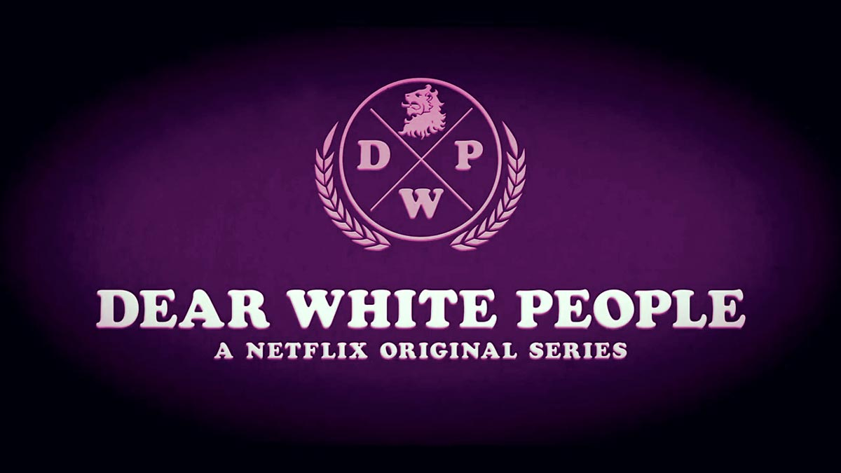 dear white people header