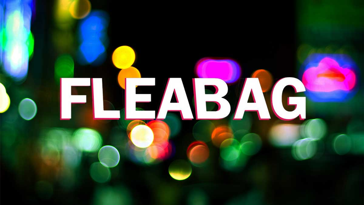 Fleabag, Amazon header title