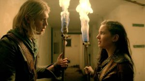 Eretria e Wil, The Shannara Chronicles season 1