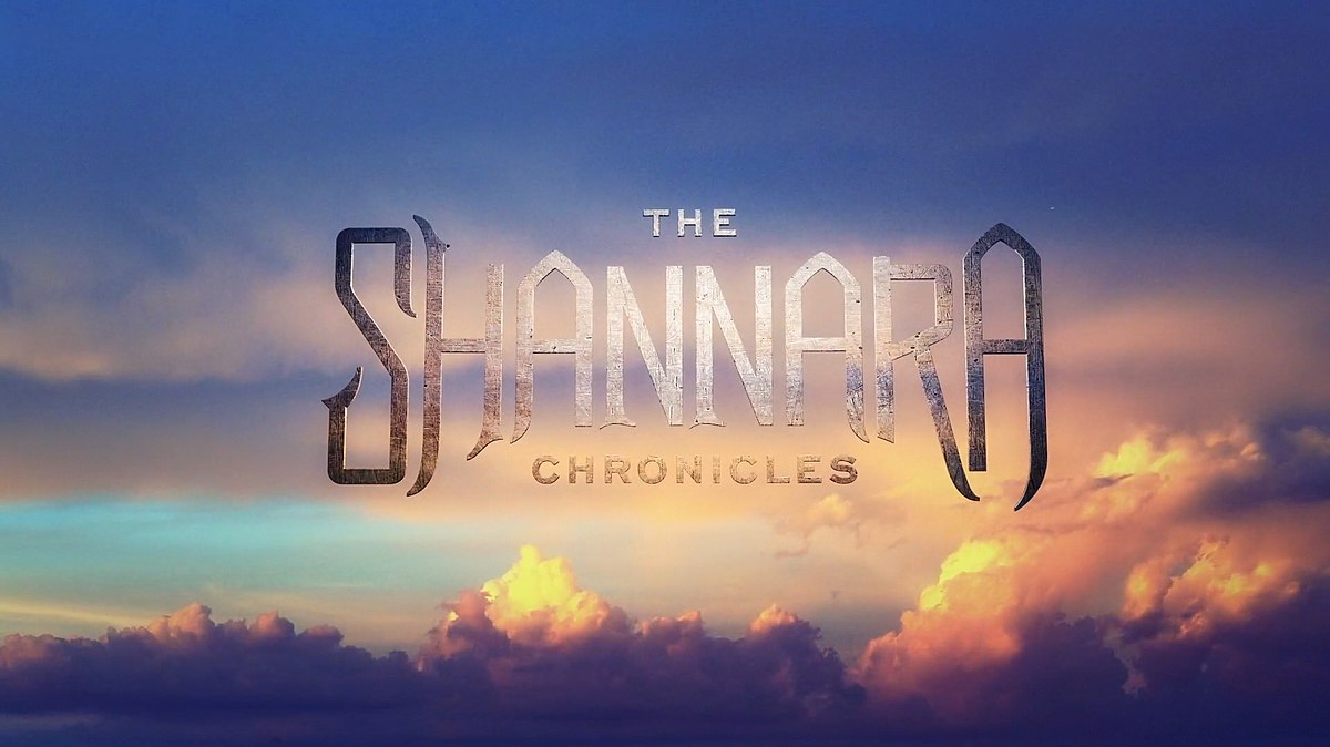 The Shannara Chronicles title