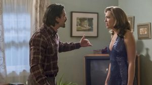 Jack Pearson and Rebecca, This Is Us season 1