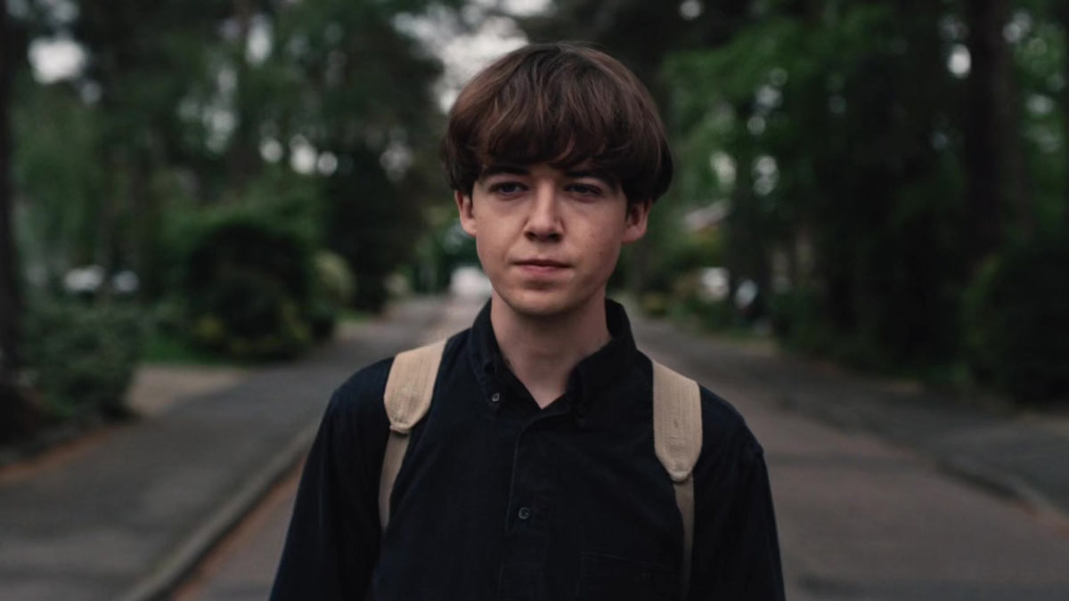 TEOTFW, James (The End of the F***ing World)
