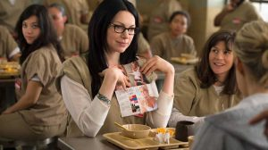 Alex Vause, business OITNB season 3