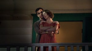 Nora Durst with Kevin, The Leftovers season 2