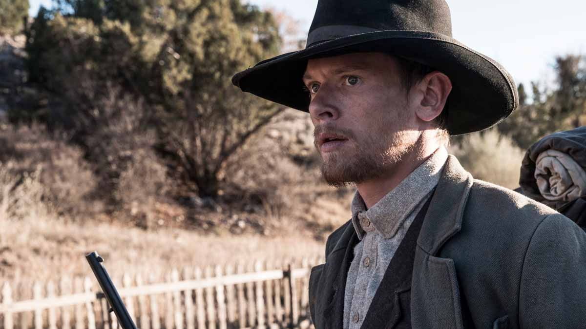 Roy Goode season 1 Godless, ex of Frank Griffin