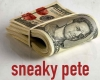 Sneaky Pete header title