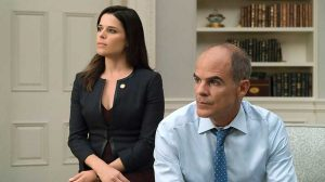 Douglas Doug Stamper and Leann, House of Cards season 4