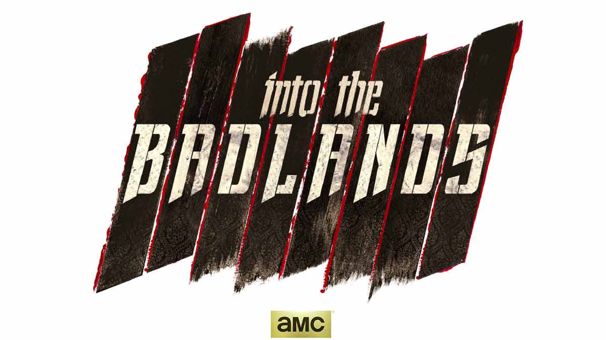 Into the Badlands header title