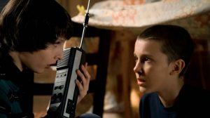Mike with Eleven - Mike e Undici, Stranger THings
