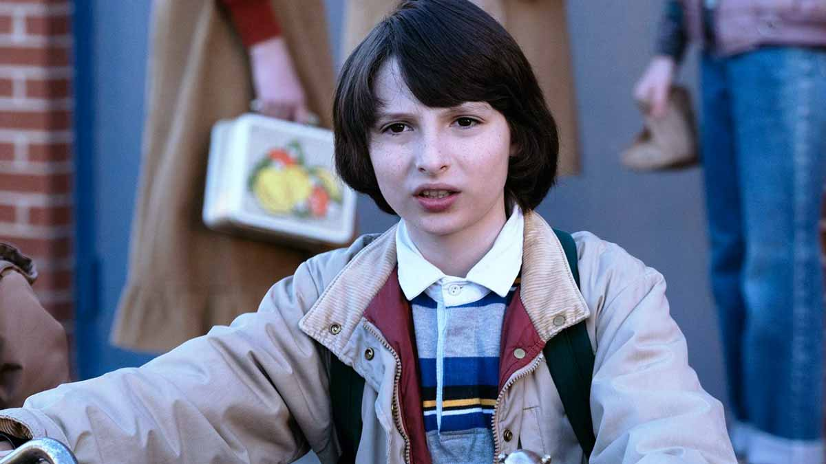 "Michael ""Mike"" Wheeler, Stranger Things season 1"