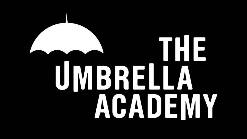 The Umbrella Academy header