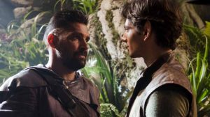 Allanon with Bandon, The Shannara Chronicles season 1