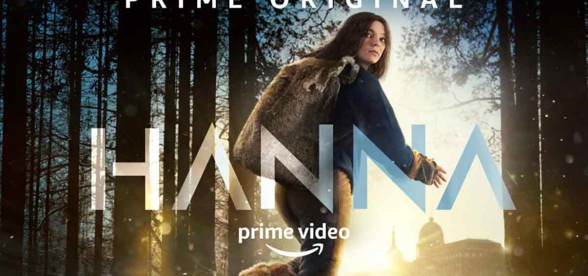 Hanna, Amazon Prime Video header