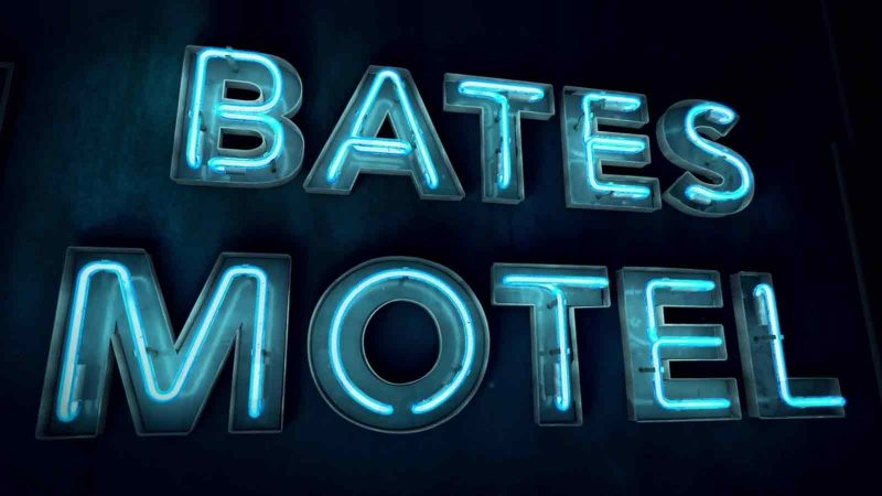 Bates Motel tv series header