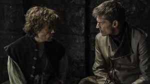 Tyrion e Jaimie, stagione 4 GoT, Game Of Thrones