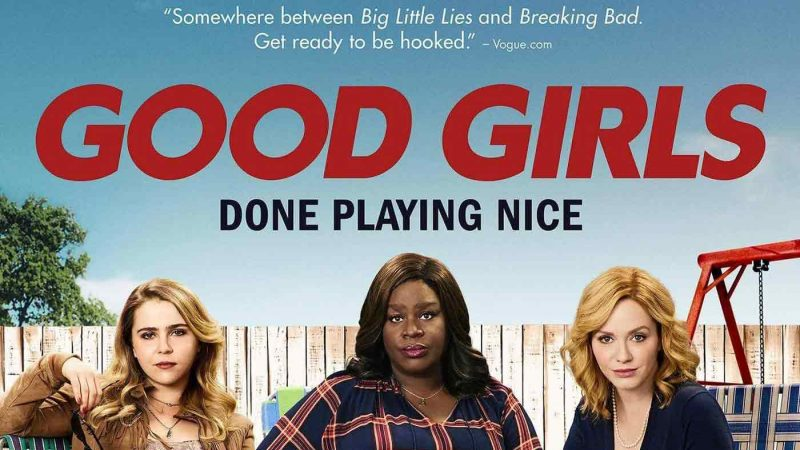 Good Girls header title copertina